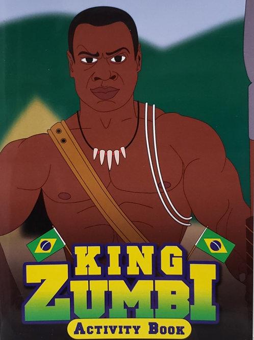 King Zumbi Activity Book