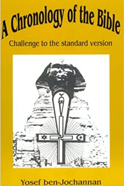 A Chronology of the Bible: Challenge to the Standard Version Paperback –