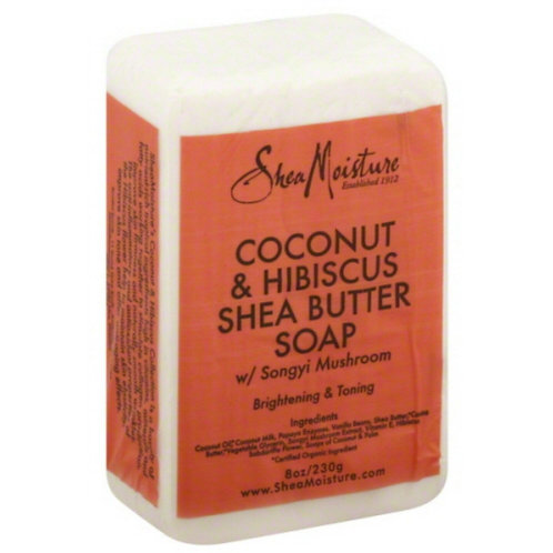 Coconut & Hibiscus Shea Butter Soap with Songyi Mushroom