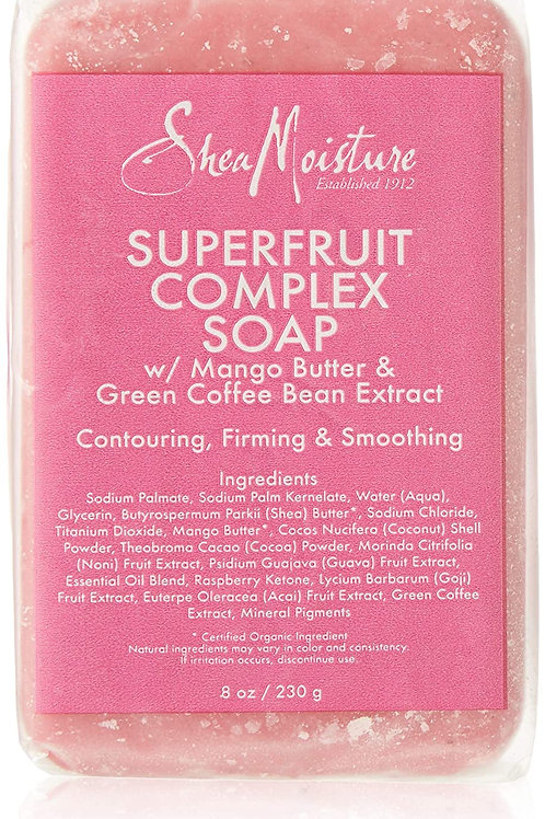Shea Moisture Superfruit Complex Soap