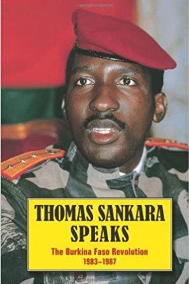 Thomas Sankara Speaks: The Burkina Faso Revolution 1983 87