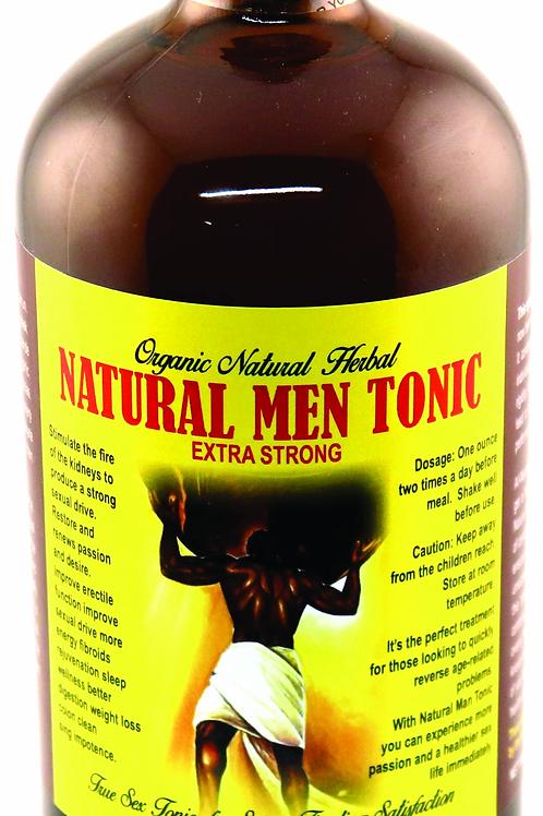 Organic Natural Men Tonic