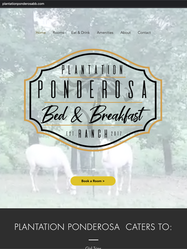 Plantation Ponderosa Bed and Breakfast