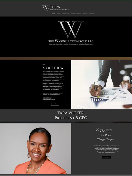 The W Consulting Group