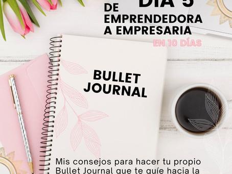 ¿Qué es un Bullet Journal? Aprende a hacer el tuyo aquí