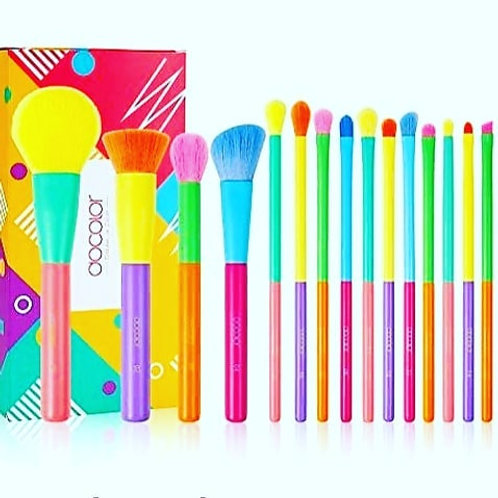 16 PCS DOCOLOR BRUSHES