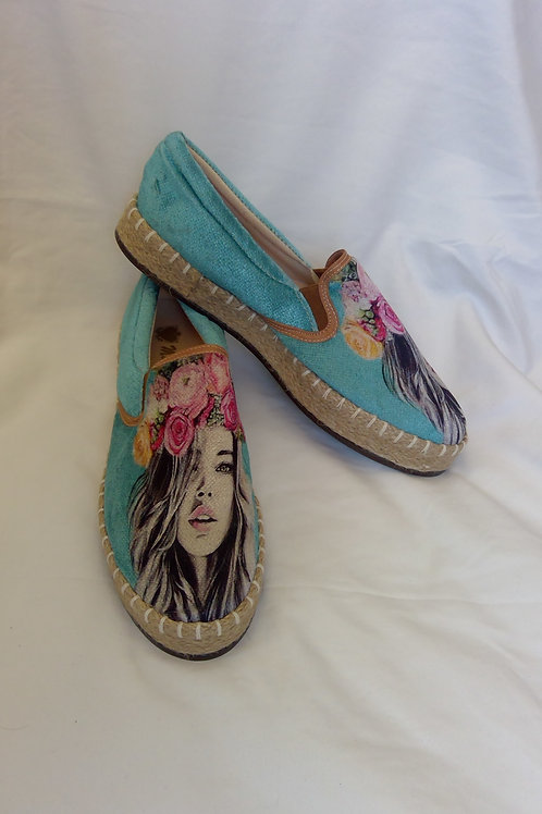 ARTISANAL MEXICAN SHOES
