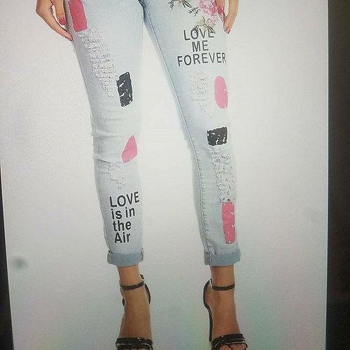 Women denim jeans