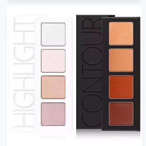 Set contour/highlight