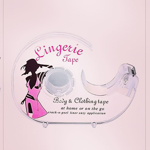 LINGERIE TAPE CLEAR