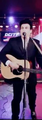 Singing Jackson