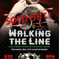 Johnny Cash 11x17 Poster - FINAL soldout