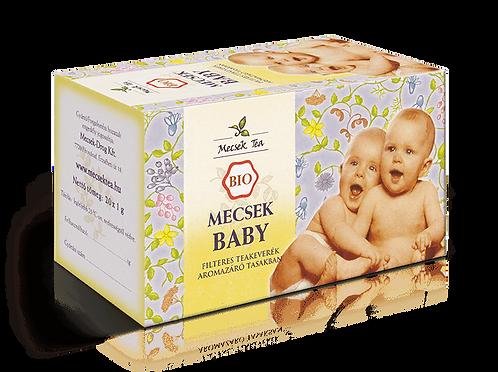 Mecsek Bio Baby filteres teakeverék