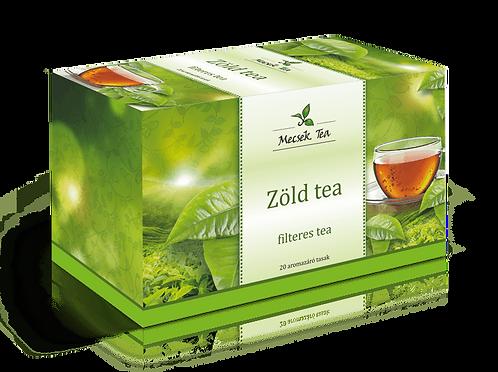 Mecsek Zöld tea filteres teakeverék