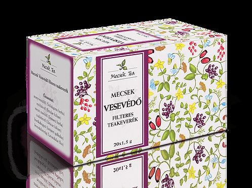 Mecsek Vesevédő filteres tea