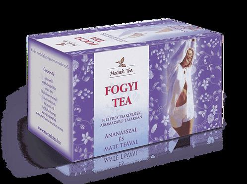 Mecsek Fogyi tea filteres teakeverék