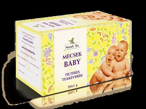 Mecsek Baby filteres teakeverék