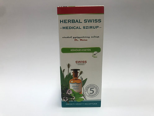 Herbal Swiss Szirup 150ml