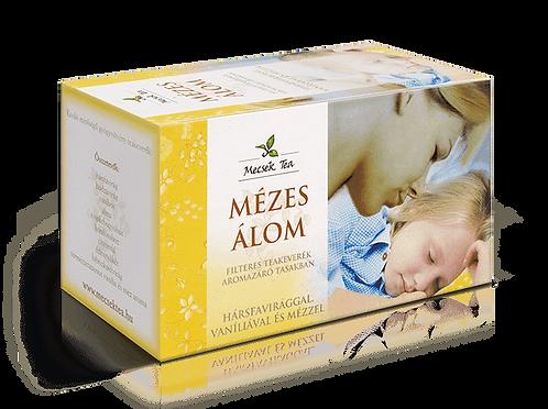 Mecsek Mézes álom filteres teakeverék