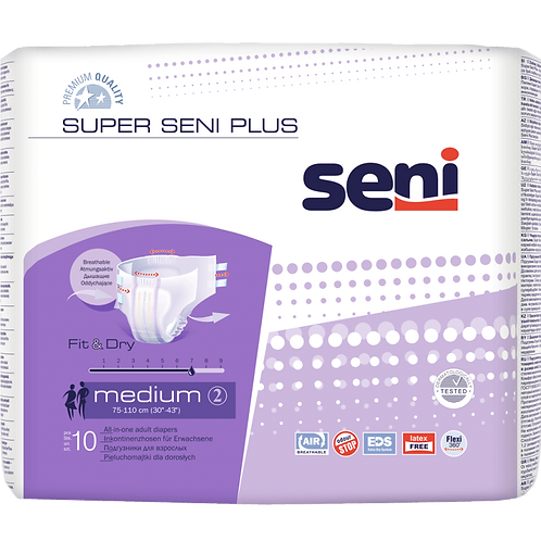 Seni Super Plus Large A30