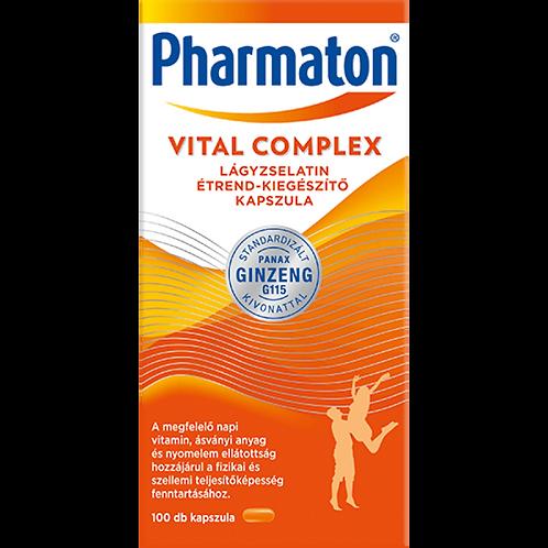Pharmaton Vital complex 100db