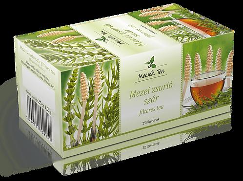 Mecsek Mezei zsurló szár filteres tea
