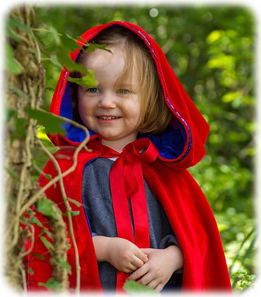 Red Ridinghood age 6 - 8