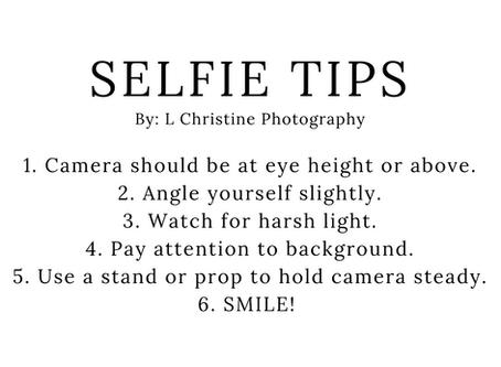 Selfies Made Easy