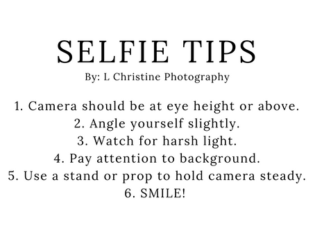 Selfies Made Easy