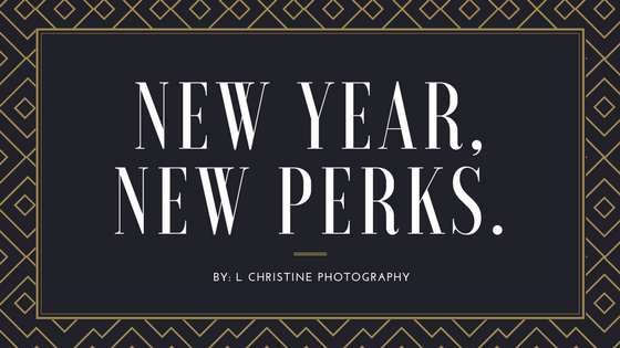 New Year, New Perks