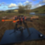 RED Epic, octocopter, Movi M10