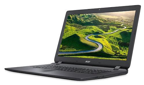 """ORDINATEUR Portable ACER 17"""" Noir (Intel Pentium, 4 Go de RAM, Disque Dur 1 To"""
