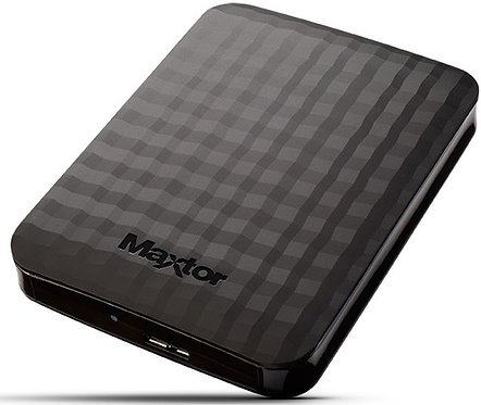 DISQUE DUR 4 To Externe Maxtor USB 3.0, Noir ...