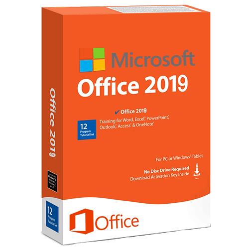Microsoft Office 2019 : Version Définitive sans Abonnement | Valable 1 poste