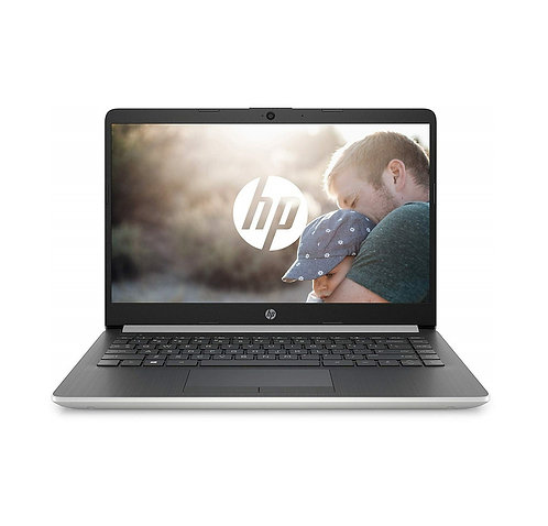 """HP Notebook 14"""" HD Argent : Puissant Ryzen 3 3200U 