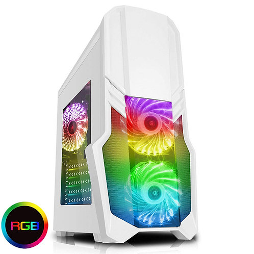 Tour GAMING G-FORCE : Ryzen 3600X | 32Go RAM | SSD 512Go NVME + 2TO | RX590 8Go