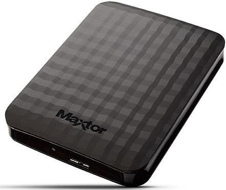 DISQUE DUR 500 Go Externe Maxtor USB 3.0 Noir ...