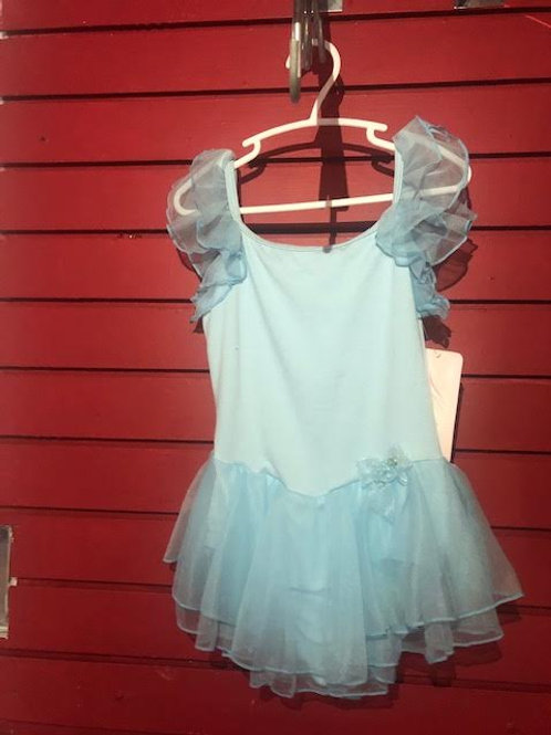 IC Leotard with attached Skirt