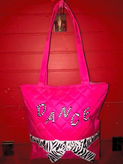 Pink Dance Tote