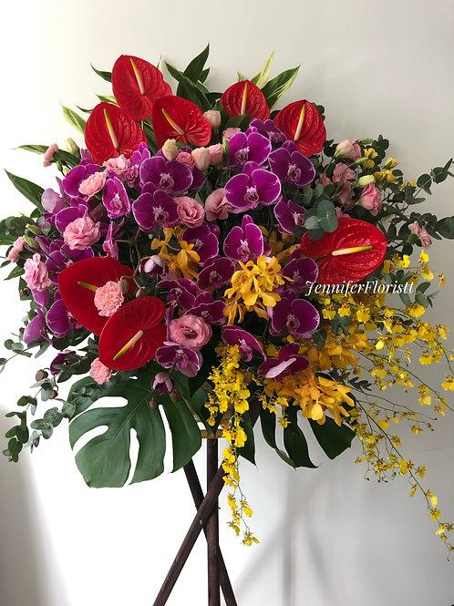 JF開張花-0016(鮮花)