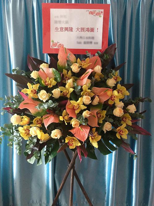 JF開張花-003(鮮花)