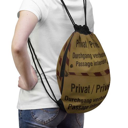 Prive Drawstring Bag