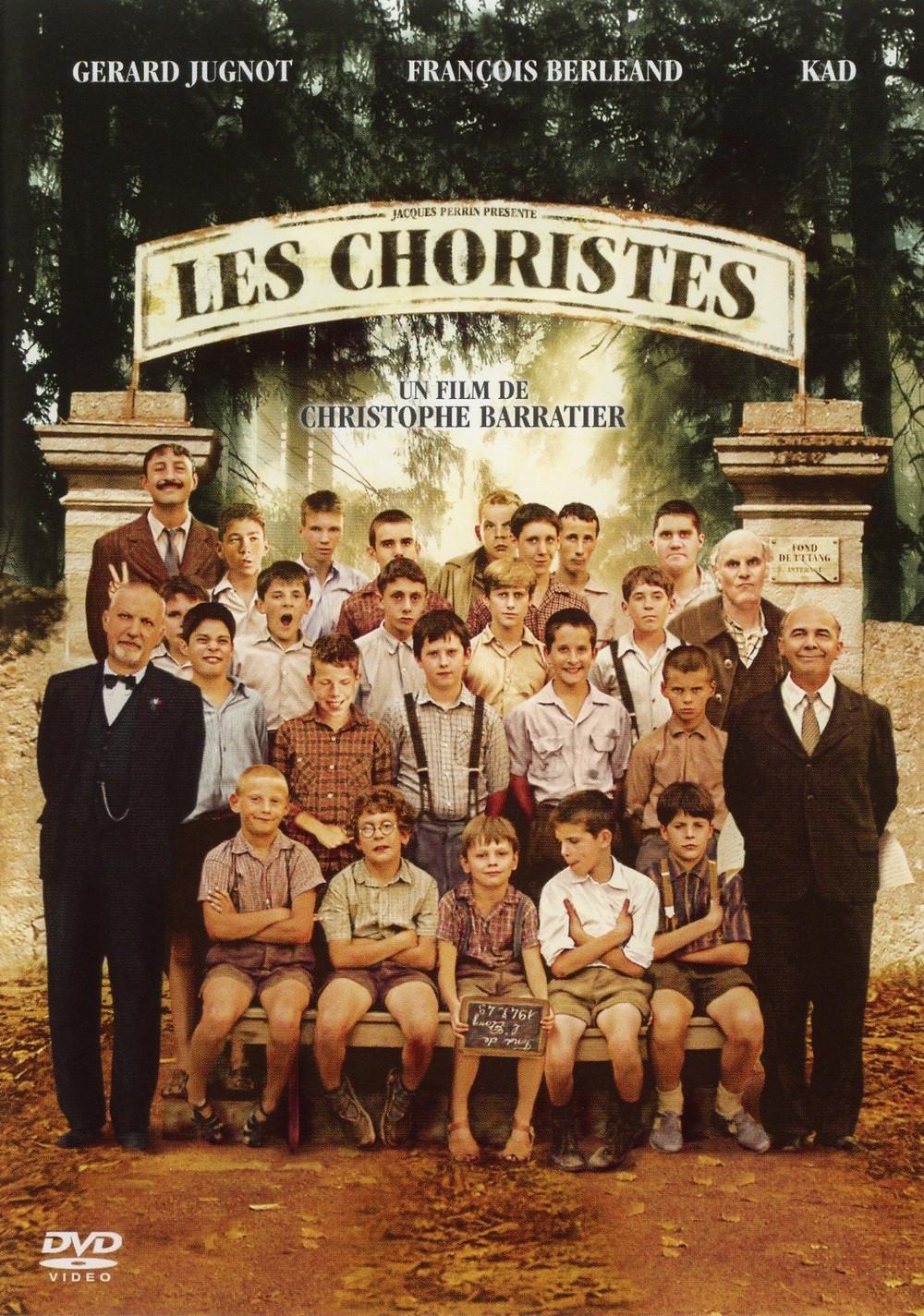 Les Choristes כשהנערים שרים