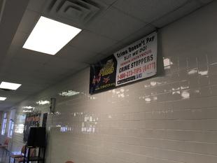Crime Stoppers Safe School Hotline