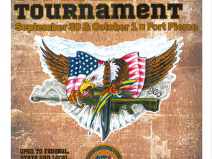 TOURNAMENT THIS SATURDAY