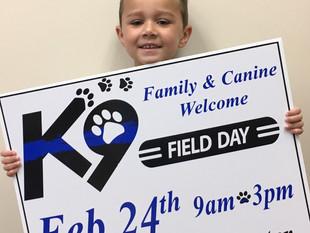 K9 Field Day