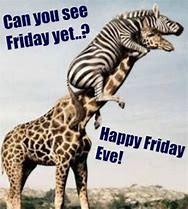 Friday Eve