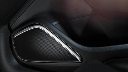 Intérieur Audi S3 Berline à louer