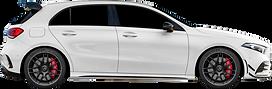 Location de voiture de luxe à Bordeaux - Mercedes A35 AMG