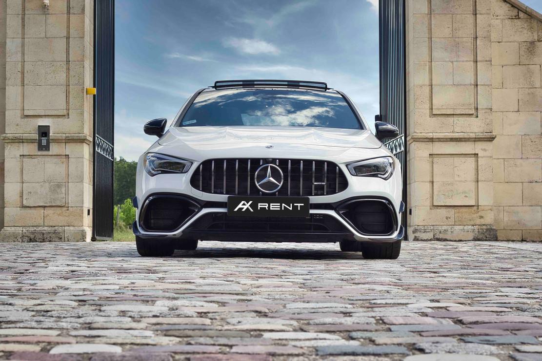 Loueur voiture de luxe bordeaux